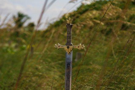 Les intérêts d'acheter une réplique d'Excalibur